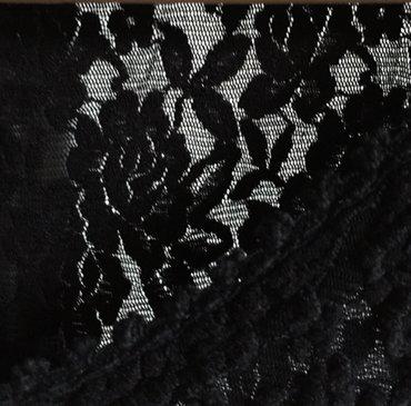 Μαύρο δανδελένιο body Stefanel . No Small / Medium .Τιμή 12€  σε Υπόλοιπο Αττικής - εικόνες 2