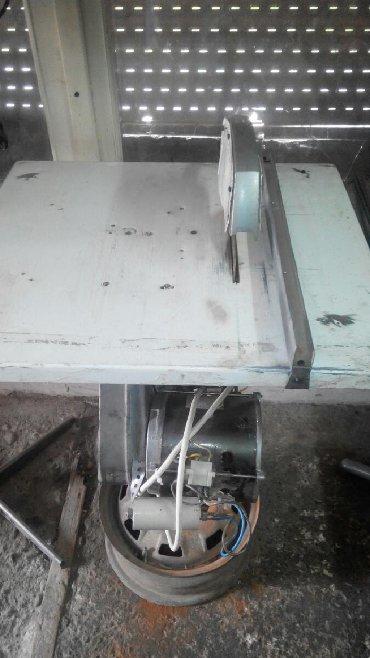 Ostalo | Nova Pazova: Cirkular za secenje cigle crepa ispravan testera vidija nova RUCNO