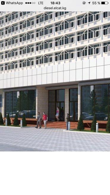 """Цоколь от 177кв 1 этаж от 275кв Здание """"1000 МЕЛОЧЕЙ"""" в Бишкек"""