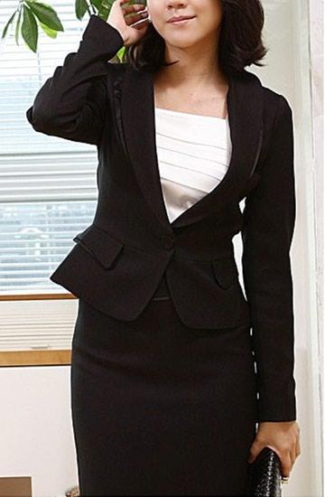 Классическая женская, костюм юбка. в Бишкек