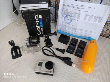 собака кане корсо купить в Кыргызстан: GoPro. Рабочая, снимает хорошо, для своей модели. GoPro hero 3