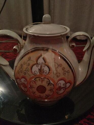 Чайники - Кыргызстан: Продаю чайник заварочный на 1.8 литра советский
