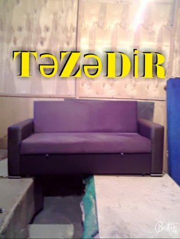 """Bakı şəhərində Divan taxt """"amerkanka """" tezedir. Temiz taxtadan yigilir. Parca secimid"""