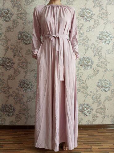 платье на лето в Кыргызстан: Нежное платье на лето новое. Подходит для кормящих и беременных