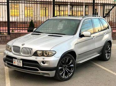 BMW X5 4.8 л. 2005 | 200000 км