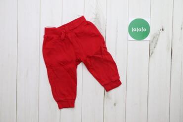 Дитячі спортивні штани Baby Club, зріст 80 см    Довжина: 35 см Довжин