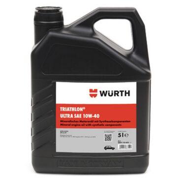 Масло моторное Triathlon® ULTRA 10W-40 по оптовой цене со склада с