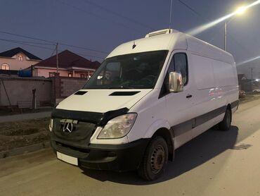 купить мерседес спринтер рефрижератор в россии в Кыргызстан: Mercedes-Benz Sprinter Classic 2.7 л. 2012 | 400000 км