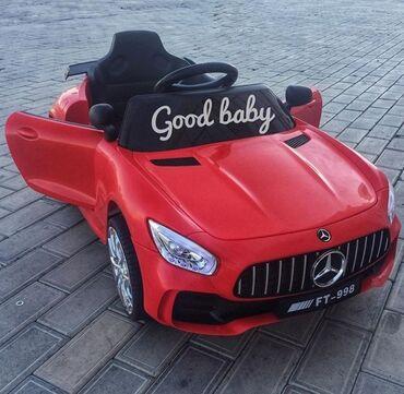 siqnal - Azərbaycan: Mercedes elektromobil5-6 yasa qeder istifadeliAcarla ise salmaLed