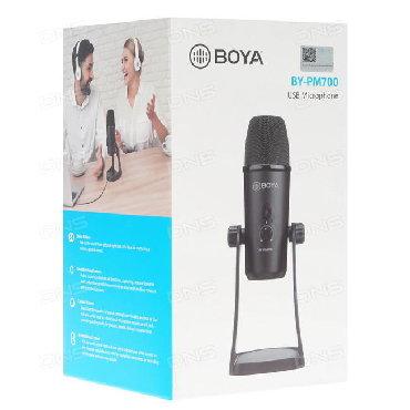 акустические-системы-archeer-с-микрофоном в Кыргызстан: BOYA BY-PM700 конденсаторный USB микрофоном совместимый с компьютерами
