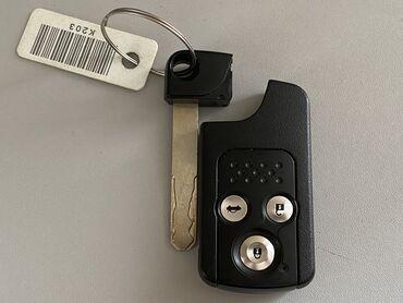 7800 объявлений: Продам чип ключ от Honda в отличном рабочем состоянии, лежал дома как
