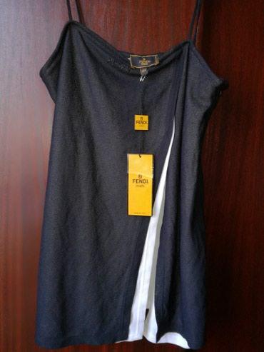 Fendi italijanska prelepa bluza,vel:40 - Belgrade