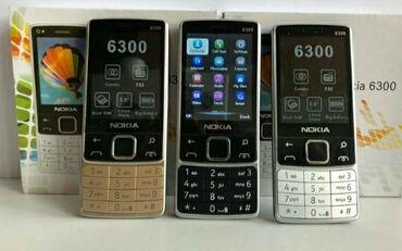 Cena: 2.500dinNOKIA 6300 dual simTop model, vrhunski izgled. Telefon