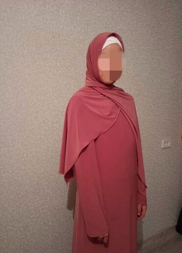 Двойка. Платье+шарф)))