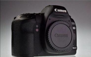 canon eos 5d mark ii в Азербайджан: Canon eos 5D mark II body probeg 2k. Nömrəye zəng catmasa whatsappla y