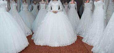 Срочна дешего продаю свадебные платье. В хорошом состояние