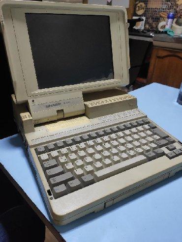 джойстики pc в Кыргызстан: Sharp PC-5500 (PC-5541) 1989 года выпуска