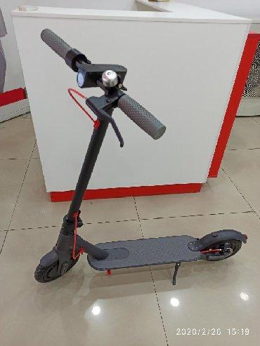 Гироскутеры, сигвеи, электросамокаты в Кыргызстан: Бюджетная модель Xiaomi m365 pro (реплика)Информативный дисплейМотор
