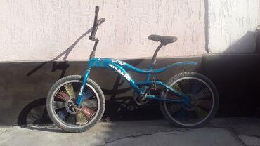Продаю велосипед BMX 4000 сом.В хорошем состоянии есть мелкие места