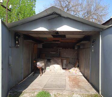 Гаражи - Бишкек: Продаем гараж в ГСК 11 напротив 10 микрорайона. Сухой, не подтекает, с