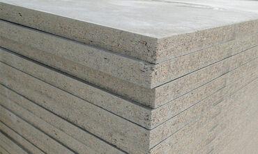 Цементно - стружечные плиты (ЦСП) производство компании Тамак (Россия)
