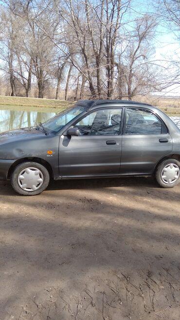 продам клексан в Кыргызстан: Mazda 121 1.3 л. 1992 | 256000 км