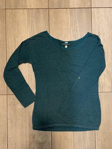 Majica maslinasto zelena