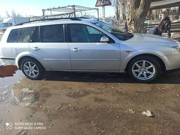 Ford Mondeo 2 л. 2001 | 333333333 км