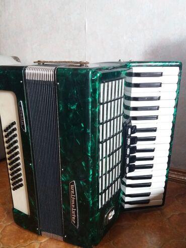 Продаю немецкий аккордеон Stella Weltmeister. Отличного качества. 4