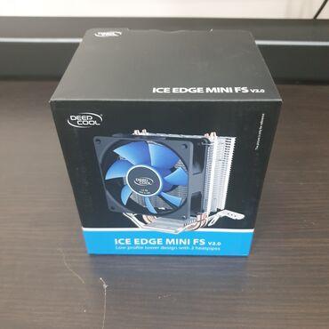 Кулер Deepcool ice edge mini fs v2.0Подойдет на 1155, 1150, 1151
