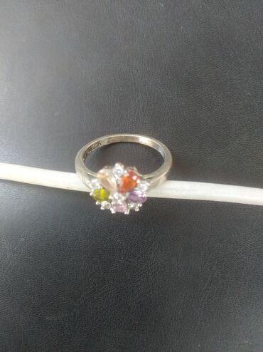 sergi 925 в Кыргызстан: Продаю кольцо серебро 925 проба