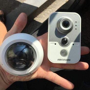 Видеонаблюдения недорого: установка, в Бишкек