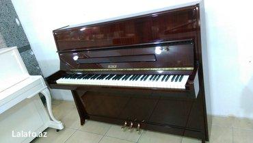 Bakı şəhərində Petrof 118 sm - 3 pedallı model, Çexiya istehsalı professional piano.