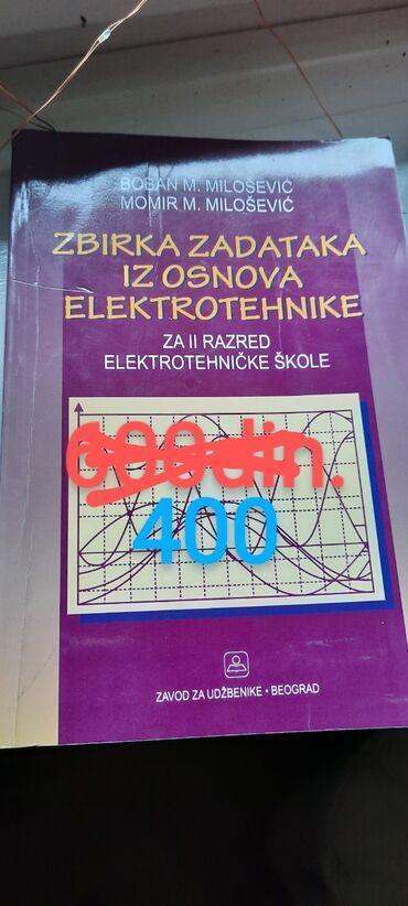 Austin montego 2 t - Kula: Knjige za 2.razred srednje elektrotehnicke