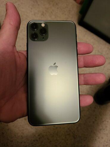 Apple iphone 11 pro max 256 mint ҳолати фабрика кулпудан чыгарылды