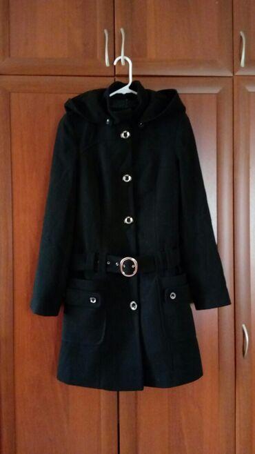 Пальто - Кок-Ой: Пальто кашемир 44 размер. Военно-Антоновка