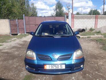 nissan ulan udje в Кыргызстан: Nissan Almera Tino 2.2 л. 2002 | 178500 км
