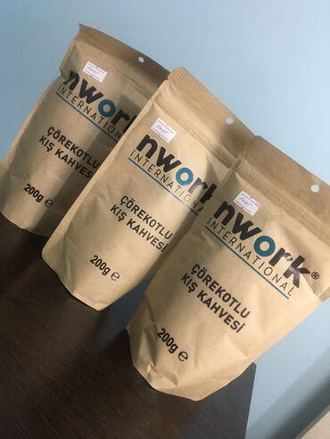 nwork international бишкек in Кыргызстан   ВИТАМИНДЕР ЖАНА БАД: Масло чёрного тмина, кофе с экстрактом чёрного тмина, озонированное ма