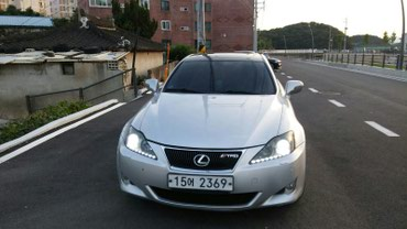 Lexus IS 2008 в Ош