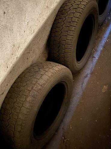 Продается комплект зимних шин.В хорошем состоянии. Размер -