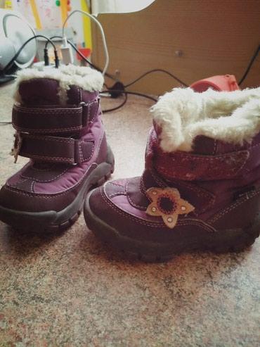 Зимние ботинки для девочки,21 размер в в Бишкек