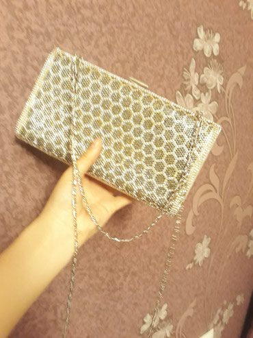 Продается шикарный клатч. новый. в Бишкек