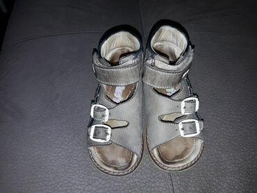 детская ортопедическая обувь 4rest в Азербайджан: Ортопедическая обувь фирмы Mimy. Размер 22. Натуральная кожа. Жёсткий