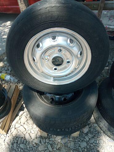 Тико запаски R12 в хорошем состоянии. 1шт 800сом. доск+шина