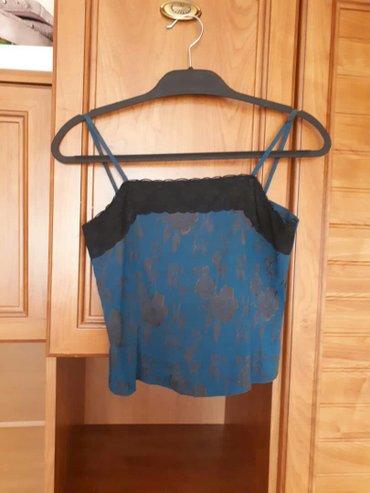 Рубашки и блузы - Кок-Ой: Топ. для юбок и брюк с высокой посадкой. размер М. сост. идеальное