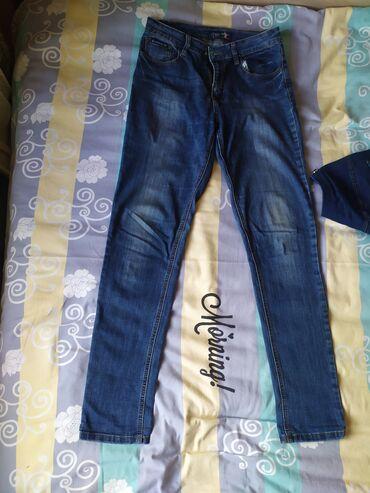 Личные вещи - Тынчтык: Женские джинсы  Торг возможен