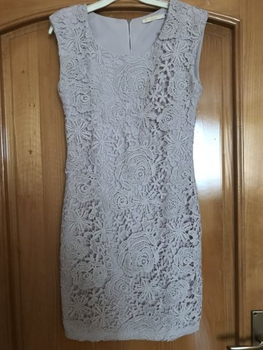 Od-haljina-cipke - Srbija: Haljinica od cipke,velicina S-M