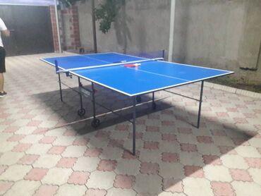 Теннисный столы заводской START LINEМодель олимпик 15000 сомМодель