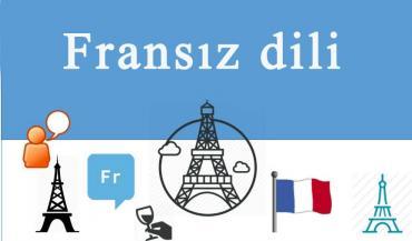 fransiz dili - Azərbaycan: Fransiz dili kurslari pesekar muellimeler terefinden tedris olunur