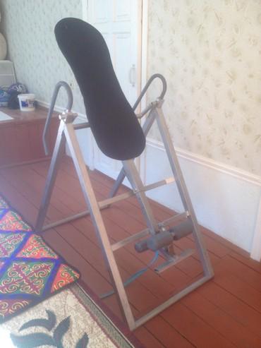 Турники - Пульгон: Инверсионный стол. Для болезней позвоночника и грыж!